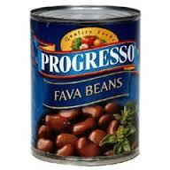 Canned Fava Beans