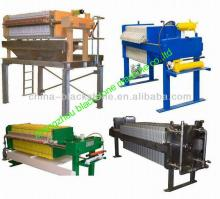 Hot sell hydraulic filter press for wine