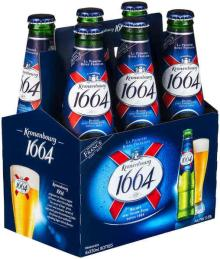 Kronenbourg 1664 and Corona Extra Beer