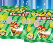 ABC baby biscuits
