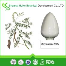 manufacturer Bulk supply 98%  Oxymatrine