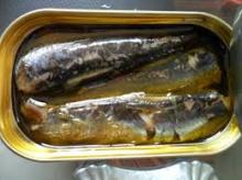 125g Canned Sardines Fish In Oil