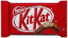 Kit Kat 4 Fingers Chocolate Bar 45g