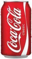 can coca cola soft drink