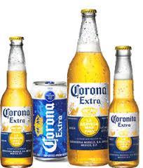 CORONA 4x6x355ml bottles and can