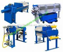 High quality alchohol filter press