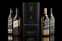 Johnny Walker Blackk label, Blue label Red label, Double black