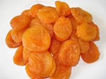 preserved apricot
