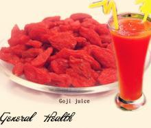 100% Natural Organic Goji Juice