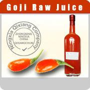 Goji juice---100% Organic natural fruit juice