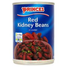 Canned red kidney bean in water