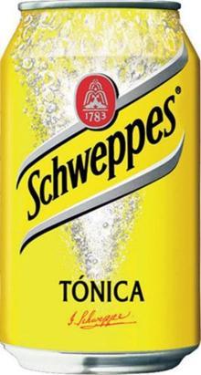 Tónica sweppes