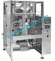 Automatic Form Fill Seal Preserved Fruits Packing Machine Match With Combination Multi-head Weigher