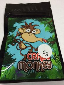 crazy monkey herbal incense