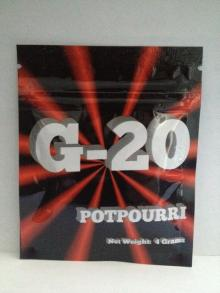 G20 Herbal Incense