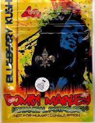 Bomb Marley Botanical Potpourri