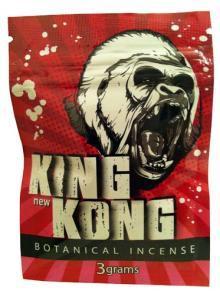 King Kong Herbal Incense