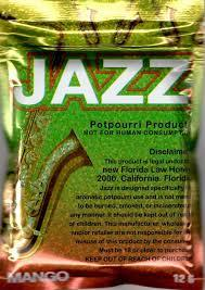 Jazz Mango Herbal incense