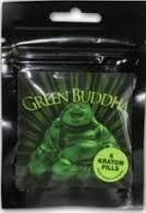 green buddha herbal incense 3g Bag