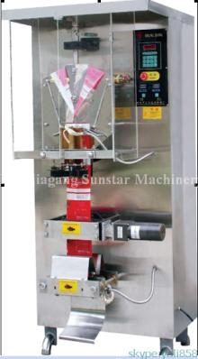 Pouched Liquid Packing Machine