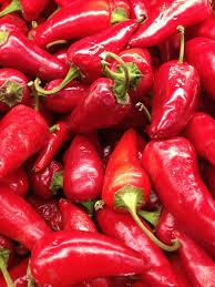 Dry Chili Pepper
