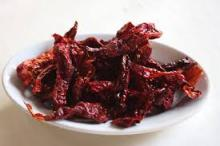 Dried sweet Pepper