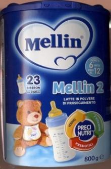 Mellin baby milk powder for sale