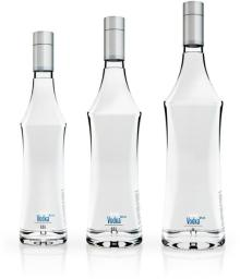 Bottle Vodka