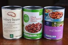 red kidney beans,human eating,can be made for canned red beans 2014
