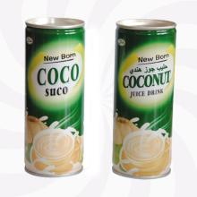 instant coconut drink protein beverage