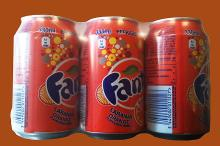 Fanta Orange 330ml Beverages