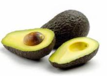 Fresh Avocado also (Aguacate, abacate, avocatier, butter pear)