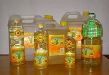 High Quality 100% Refine Sunflower Oil for Sale