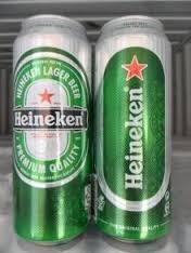 GOOD Kronebourg and Heineken Beer