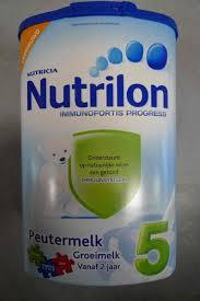 Nutrilon standaard 1 baby milk powder