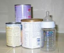 infant baby milk powder