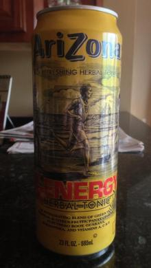 herbal energy drink