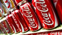 coca cola canned drinks