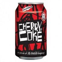 Cherry Coke 330 ml