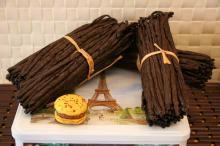 High quality Dried Vanilla Beans, Madagascar vanilla bean