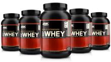 Optimum Nutrition 100% Whey Gold Standard protein