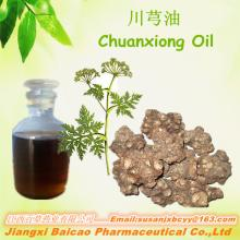 100% distilled natural herb extract oil Chuanxiong oil