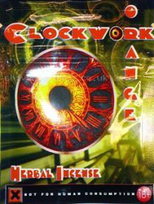 #Clockwork Orange Legal High