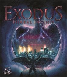 Exodus Herbal Incense 3g