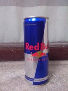 Red Bull Energy Drink..