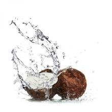 Coconut water, fresh coconut, coconut water concentrate