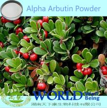 100% Natural Pure Skin Whitening Powder Alpha Arbutin Powder/Arbutin Powder
