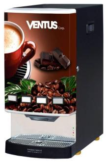 Compact Instant Coffee Machine Leader Pilot 4S