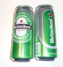 Green Bottle / Can Heineken Beer
