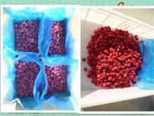 delicious IQF raspberry on sale!!